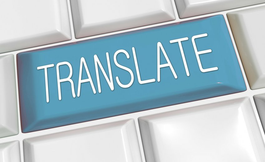 translate a website