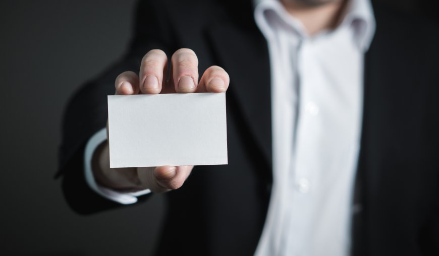 Your own business cards